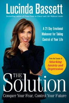 Thanks to this new program by best-selling self-help author Lucinda Bassett, it's possible to do a life-changing emotional makeover in only 30 days. Her process-oriented approach to dealing with stress and anxiety covers everything from money to health to relationships.
