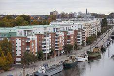 Views in news: Sweden is having its worst housing-market downturn...