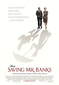 "Great Movie - Saving Mr. Banks. I'm so shocked by Colin Farrell""s performance. Very Impressed by him moreover everyone else carried their own weight in this film."