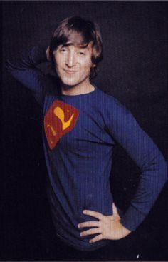 John Lennon. Super Man