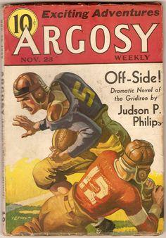 Argosy Weekly, Nov 23, 1935.
