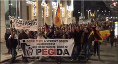 PEGIDA: Patriotische Europäer gegen Islamisierung des Abendlandes