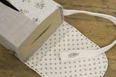 第92回 ティッシュBOXカバー|スタディオクリップ・手作り雑貨の作り方