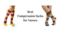 Here are the best compression socks for nurses in 2017. We reviewed 5 different support socks for nurses and found the best on the market today!