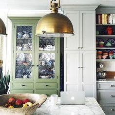 My hospitality mentor, @lifeingrace has a lovely kitchen.