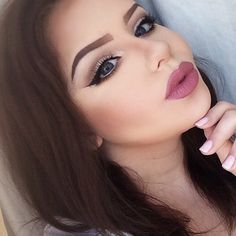 Eyes and lips, but too much nose shadowing, it looks like mud. Not fan of the brows either.