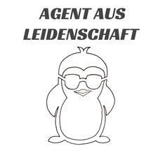 'Pingu, Agent aus Leidenschaft' by Vintage T-shirts, Illustration, Drawing Hands, Passion, Drawing S, Illustrations