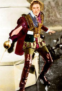 Errol Leslie Thomson Flynn (n. Hobart, Australia; 20 de junio de 1909 – f, Vancouver, Canadá; 14 de octubre de 1959)