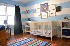 Space Nursery - House for Sale.  SOOOO Cute.