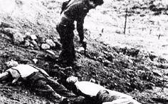 Η εκτέλεση 9 κατοίκων των Πελετών από τους παρακρατικούς την 1/4/1947 | Leonidion.gr Civilization, War, 1940s, Outdoor, Photos, Outdoors, Pictures, Outdoor Games, The Great Outdoors