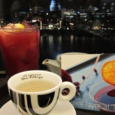 Drink at Tate Modern