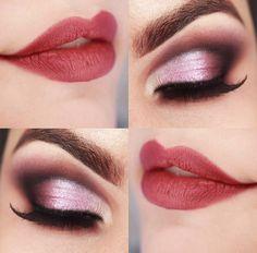 Tutorial – maquiagem para o Dia dos Namorados #levelove