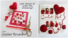 Hi gang!! The Crochet Red contest ends tonight! Have you entered yet?? http://crochetnirvana.weebly.com/1/post/2014/03/crochet-red-book-review-and-giveaway.html