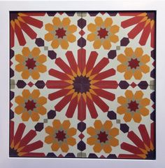 Mosaic USA: Encaustic Cement, Terazzo & Zellige Tiles — The Best of Coverings 2010   Apartment Therapy