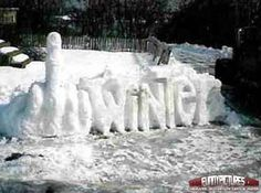 Hate Winter - WTF Pictures