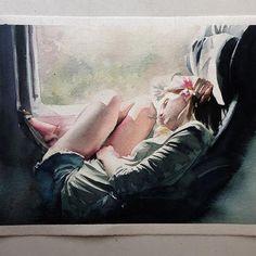 Marcos BECCARI ✿ - Catherine La Rose Poesia e Arte