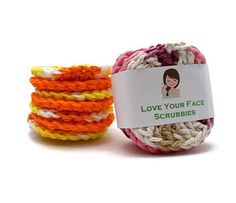 Jumbo Cotton Face Pads, Set of Practical Gifts for Teens, Face Cloth, Eco Friendly Gifts, Reusabl Crochet Faces, Crochet Gifts, Teen Girl Gifts, Cute Scarfs, Practical Gifts, Cotton Pads, Gifts For Teens, Little Gifts, Washing Clothes