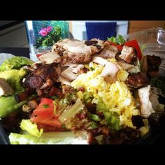 """""""Now that's what I call a Cobb Salad"""""""