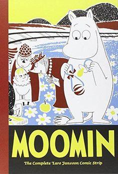 Moomin: The Complete Lars Jansson Comic Strip (Book 6)