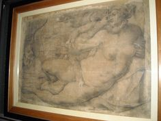 """""""Venus with Cupid"""" (about 1534) from Michelangelo - Naples, Capodimonte Museum 