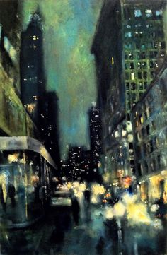 """rainysolitude:  zucherman:Into the gaslight.Zachary Johnson  """