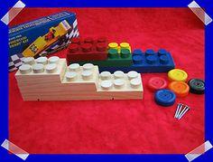 Pinewood Derby Lego Block Car
