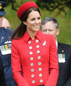 Kate Middleton's Most Memorable Outfits Ever! - April 7, 2014 from #InStyle