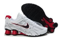best authentic 09834 26d2e Nike Shox Turbo 12 Men s Running Shoes - White Red - Wholesale   Outlet  Discount Nike Shox Turbo 12 Men s Running Shoes sales, original Nike Shox  Turbo 12 ...