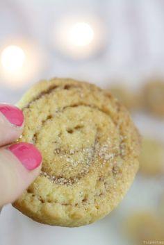 Wie ihr leckere Zimtschnecken in Form von Keksen backen könnt Ich liebe Zimt. Habt ihr
