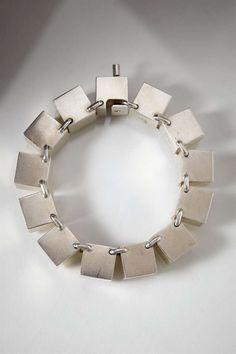 Bracelet Designed by Hans Hansen, Denmark, 1960s