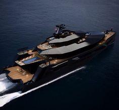 Goals #black #yacht