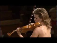 Anne Sophie-Mutter - Mendelssohn Violin Concerto in E minor, Op.64 - Kurt Masur - YouTube