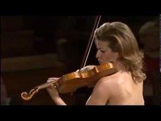 Anne Sophie-Mutter - Mendelssohn Violin Concerto in E minor, Op.64 - Kur...