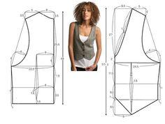 I love, love, LOVE waistcoats!!