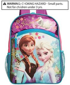Hello Kitty Backpacks for School | Disney Girls' or Little Girls' Frozen Backpack - Kids - Macy's