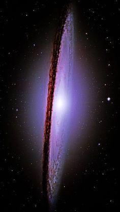 Sombrero Galaxy.