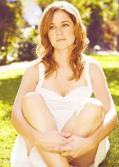 Jenna fischer boobs real
