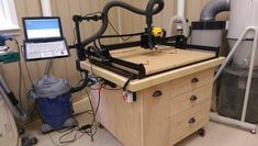 X-Carve CNC Workstation