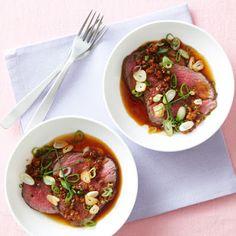 Japanese Beef Tataki @keyingredient