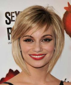 30+ Best Inverted Bob With Bangs | Bob Hairstyles 2015 - Short Hairstyles for Women