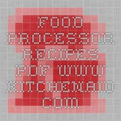 Kitchenaid kfp0711 food processor white food processors food processor recipes pdf kitchenaid forumfinder Image collections