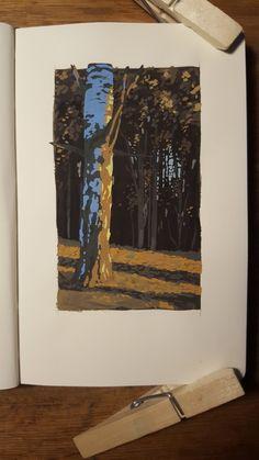 Art Sketches, Art Drawings, Gouche Painting, Illustrations, Illustration Art, Arte Sketchbook, Guache, Cute Art, Art Inspo