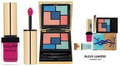 Yves Saint Laurent: Letnja beauty kolekcija