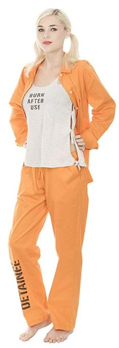 Suicide Squad Harley Quinn Bravo Detainee 3 piece Womans Costume Set (Large) >>> Check out this great product. (This is an affiliate link) Harley Quinn, Fancy Dress, Dress Up, Diy Halloween Costumes, Halloween Ideas, Costume Ideas, Link Halloween, Halloween Queen, Group Halloween