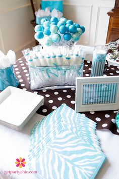 Beautiful Boy Baby Shower | PartyChic Baby Shower Games, Baby Shower Parties, Baby Boy Shower, Shower Party, Boy Decor, Baby Shower Announcement, Star Baby Showers, Baby Momma, Babyshower