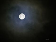 Blue Moon (unretouched, only signed by Tony Blanco on 500px