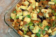Thanksgiving recipes: 20 ideas - Stuffing: A vegan recipe - CSMonitor.com