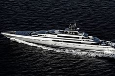 Silver Fast Superyacht | Man of Many