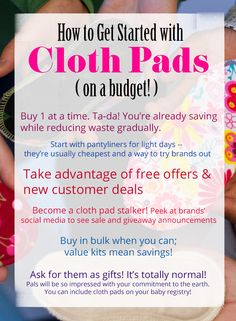 The Economics of Cloth Pads Menstrual Pads, Menstrual Cycle, Aunt Flow, Feminine Pads, Cloth Pads, Rite Of Passage, Sustainable Living, Zero Waste, Economics