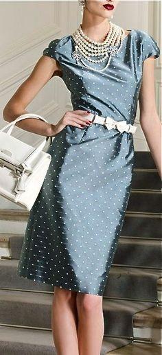 Christian Dior ~ Retro '50's by Eva